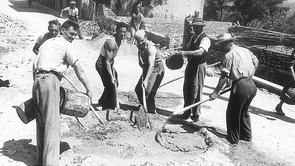 1954 - L'inizio